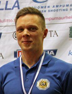 Ari Huhtamäki. (Kuva: Lassi Palo)