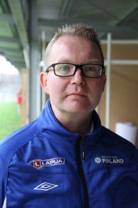 Teemu Lahti on vakiokasvo Suomen Eurooppa cupin iso- ja vakiopistoolijoukkueessa. Kuva: Lassi Palo