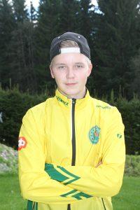 Nico Järvinen. (Kuva: Lassi Palo)