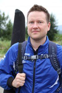 Antti Puhakka. (Kuva: Lassi Palo)