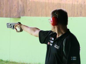 Marko Talvitie Osijekin EM-kilpailuissa 2013. Kuva: Lassi Palo