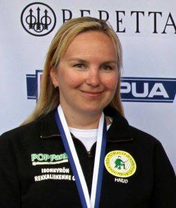 Marjo Yli-Kiikka. (Kuva: Lassi Palo)