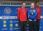 Teemu Lahti voitti Tanskassa isopistoolin.
