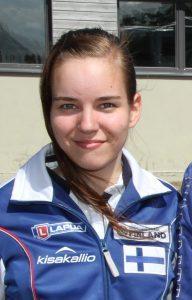 Marianne Palo.