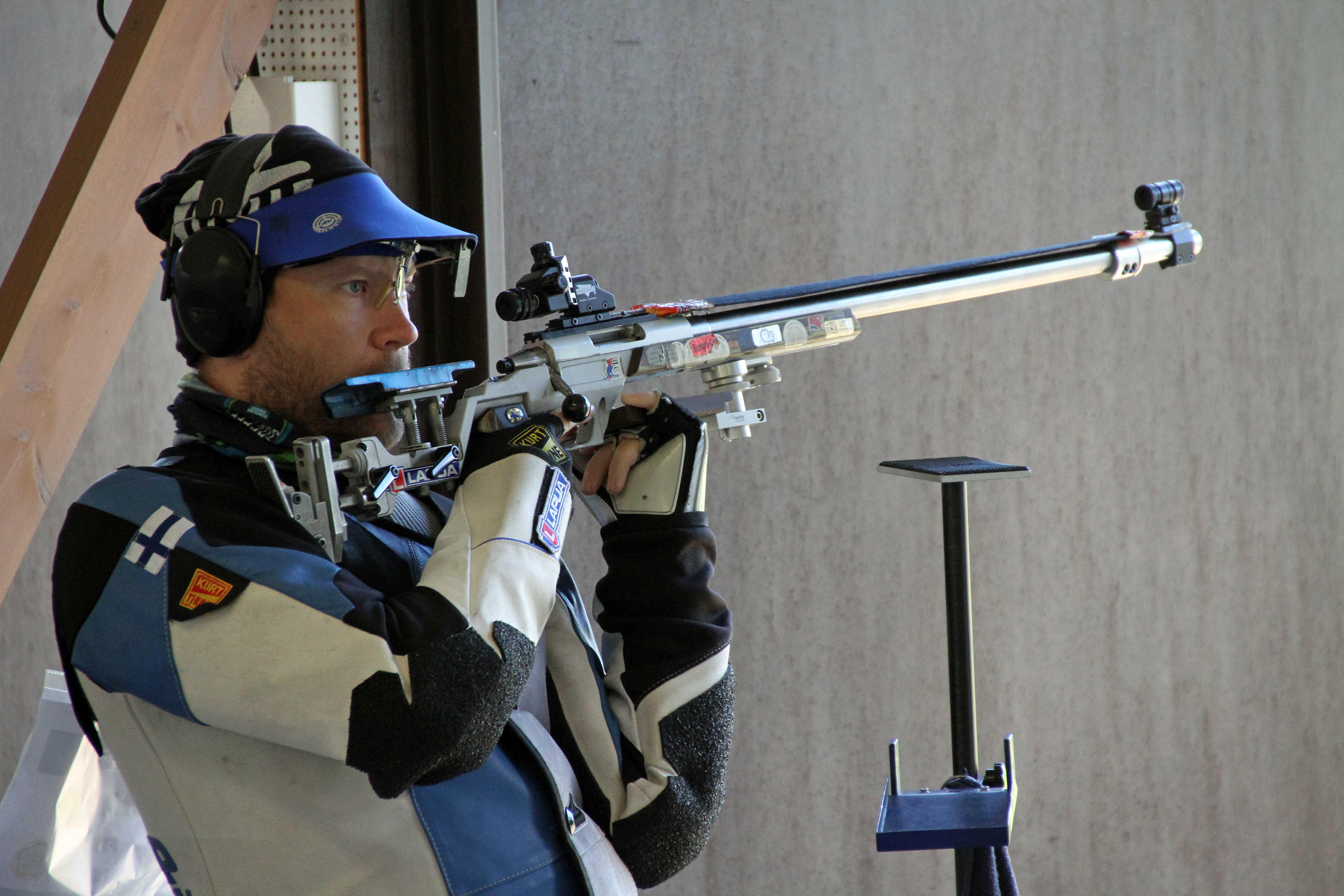 Kivääri – Sivu 4 – Suomen Ampumaurheiluliitto ry